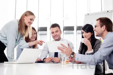 Требуются сотрудники для работы в офисе