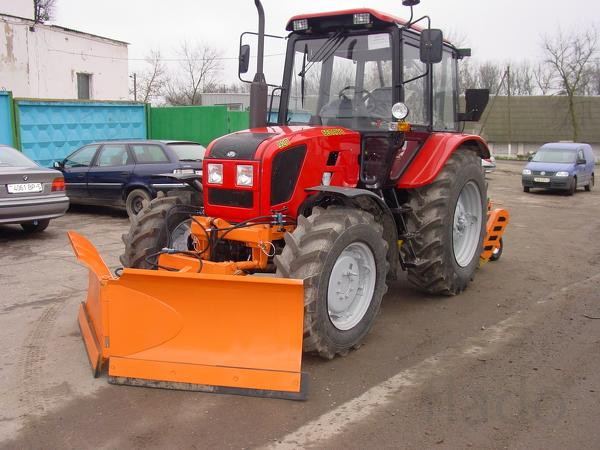 Отвал бабочка для трактора МТЗ-80/82 (Беларус)