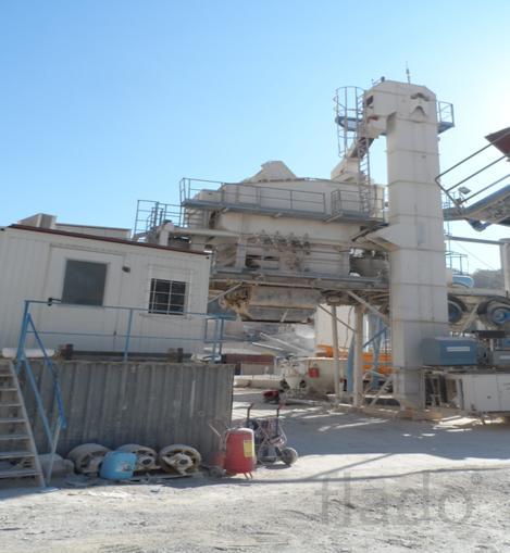 Завод по производству асфальта BENNINGHOVEN MBA 160 б/у 2008 г.в.