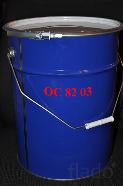 ОС 82 03 химстойкая (фасовка по 25 кг)
