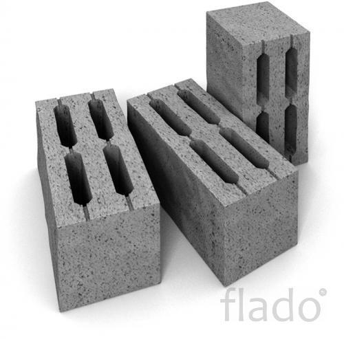 Блоки керамзитобетонные в наличии и под заказ.