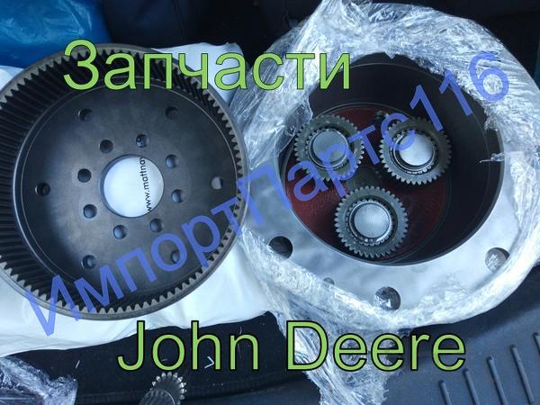 Бортовой редуктор John Deere 315, 325