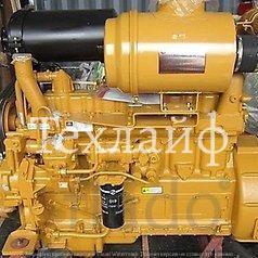 Двигатель Shanghai SC8D190G2B1 Евро-2 на грейдер XCMG GR180.