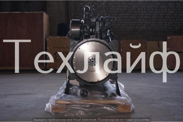 Двигатель Weichai WD615.50 Евро-2 на самосвалы FAW.