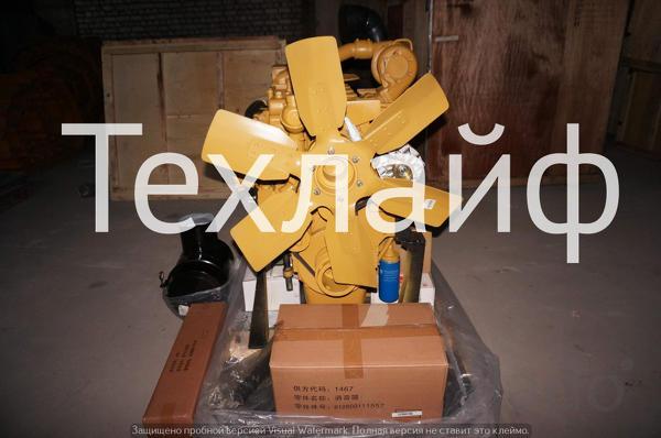 Двигатель Weichai WD615G220 Евро-2 на погрузчики XCMG.