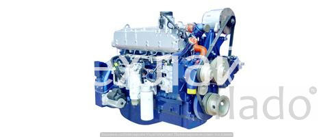 Двигатель Weichai WP10.270E40 Евро-4 на автокраны Zoomlion QY30V.