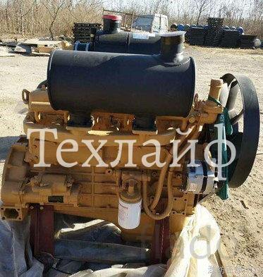 Двигатель Yuchai YC6B125-T10 Евро-2 на погрузчики XCMG.
