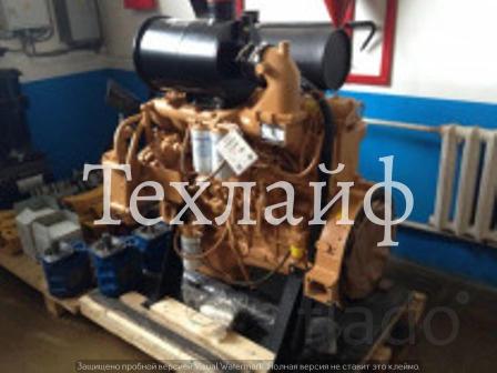 Двигатель Yuchai YC4108G Евро-2 на XCMG, SDLG, Foton.