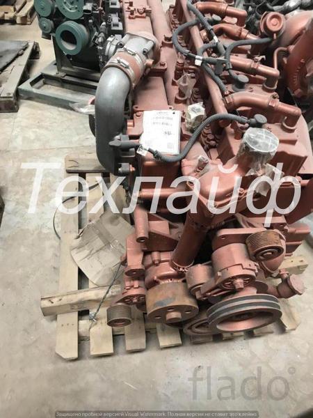 Двигатель газовый Yuchai YC6MK375N-50 на седельныетягачи Dongfeng.