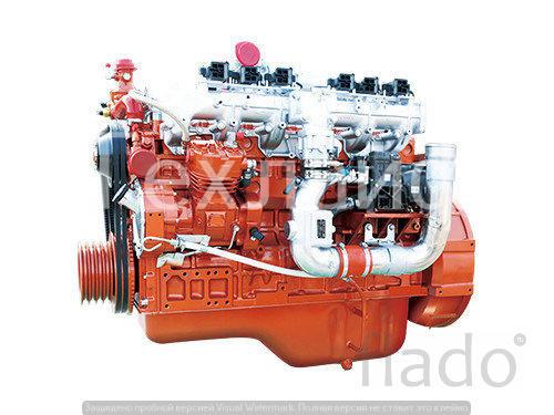 Двигатель газовый Yuchai YC6J190N-40 Евро-4 на грузовики и автобусы.