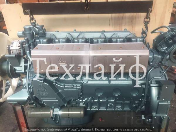 Двигатель Sinotruk WD615.87 Евро 2 на Howo.