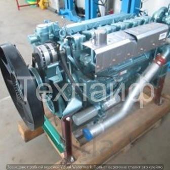 Двигатель Sinotruk WD615.95 Евро-3 на самосвалы, тягачи Howo.