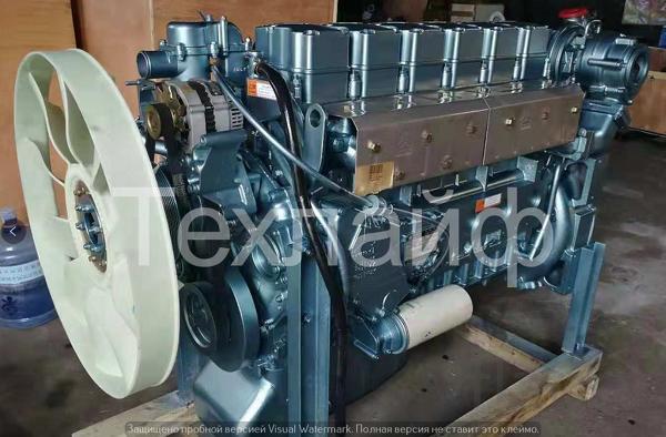 Двигатель Sinotruk WD615.95 Евро-3 на самосвалы, тягачи Howo