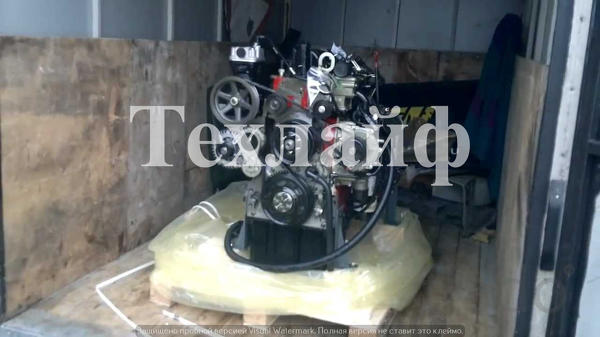 Двигатель Cummins ISF3.8 (3154104) Евро-3 наГАЗ,Foton Auman.