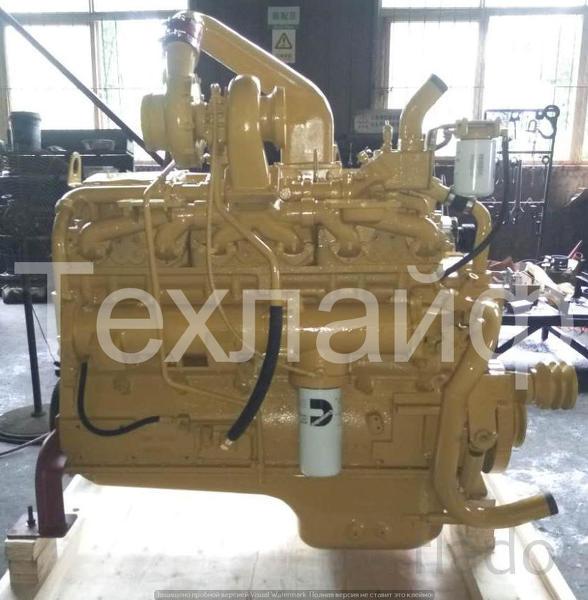 Двигатель Cummins NT855-C280S10 (SD23) Евро-2 на бульдозера Shantui,K