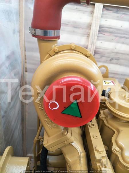 Двигатель Cummins NTA855-C360S10 (SD32) Евро-2 на бульдозера Shantui S