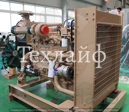 Двигатель Cummins NTA855-C450 Евро-2 набульдозера Shantui.
