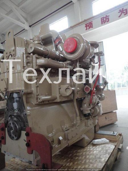 Двигатель Cummins KTA19-C525 Евро-2 (SD42) Евро-2 на самосвалы, экскав