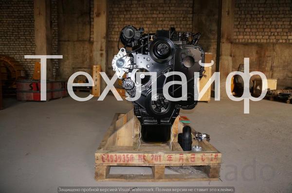 Двигатель Cummins 6CTA8.3-C215 Евро-2 на фронтальный погрузчик XGMA XG