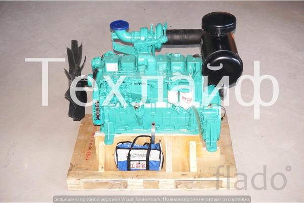 Двигатель Cummins 6BTAA5.9-G2 Евро-2 на автобусы, сварочные агрегаты.