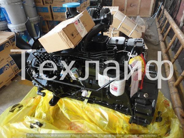 Двигатель Cummins 6BTA5.9-C170 Евро-2 на автобусы, погрузчики.