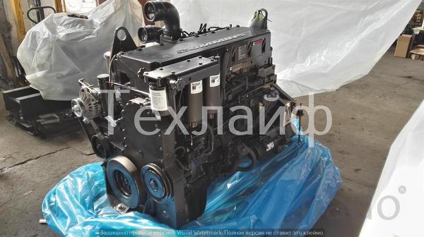 Двигатель Cummins QSM11-340 Евро-2 на погрузчики, тракторы, экскаватор
