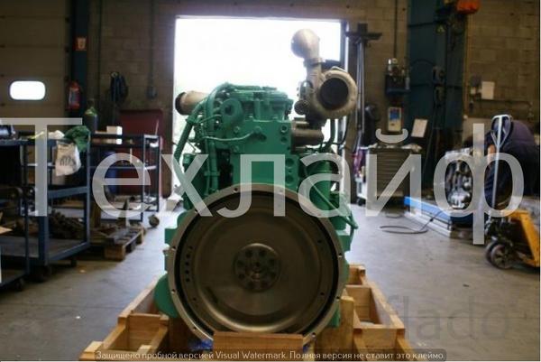 Двигатель Cummins QSL9-G5 на генераторные установки.