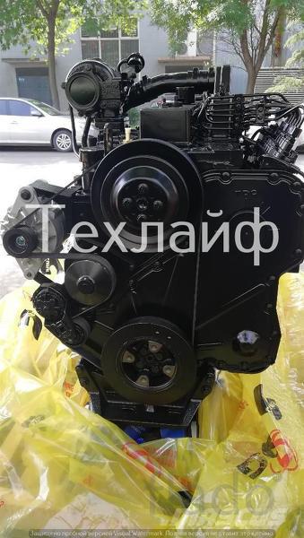 Двигатель Cummins 6CTAA8.3-C240 Евро-2 на фронтальные погрузчики Chang