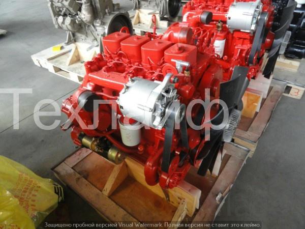 Двигатели Cummins серии B3.9 для отечественной и иностранной техники