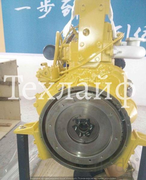 Двигатель FAW CA6110-125G5 Евро-2 на погрузчикShantui.