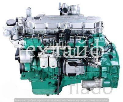 Двигатель FAW CA6DF2 Евро-2 наFAW.