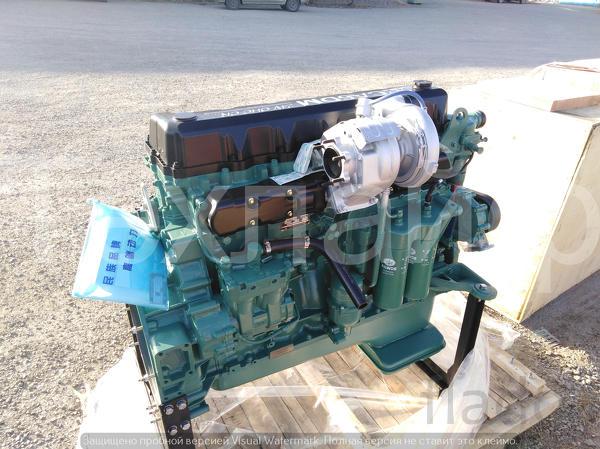 Двигатель FAW CA6DM2 Евро-2 наFAW.