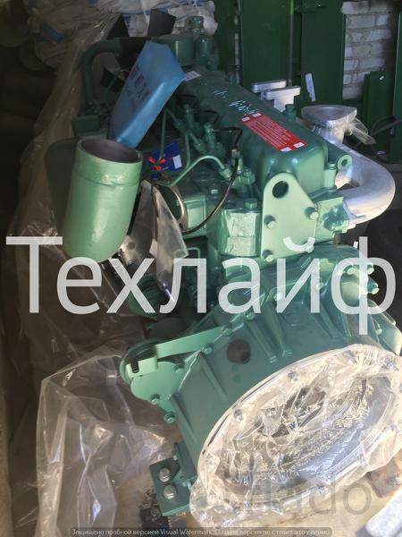 Двигатель FAW CA6110125T-2G2 Евро-2 на комбайн 3316JohnDeere.