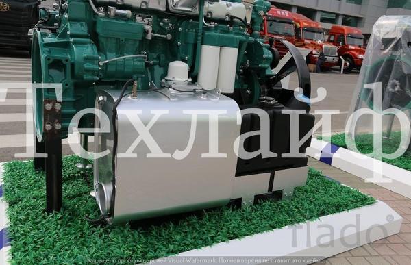 Двигатель FAW CA6DM3-50E5 Евро-5 на самосвалы, тягачи.