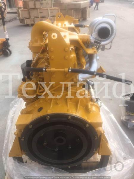 Двигатель FAW Xichai CA6DF1D-12GAG2 на погрузчики SL30W-2.