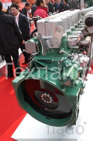 Двигатель FAW CA6DL2-35E3 Евро-3 на грузовики FAW.