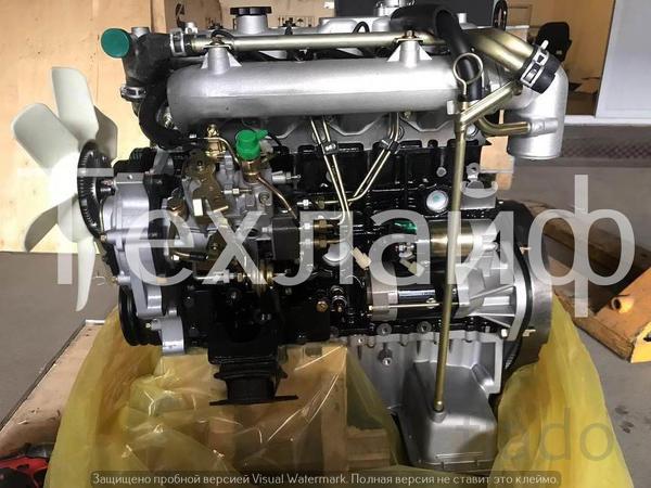 ДвигательFoton серии BJ493Q.