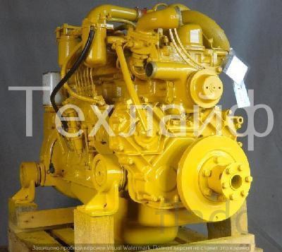 Двигатель Komatsu S6D105-1 Евро-1 на экскаваторы колесные Komatsu PW21