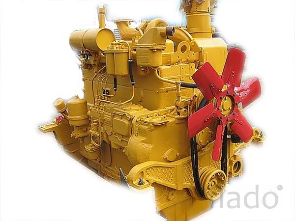Двигатель для трактора/бульдозераД-160/Д-180 )ЧТЗ Уралтрак Т-130,Т-170