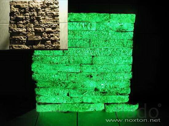 Светящаяся краска Нокстон на основе люминофора ТАТ 33