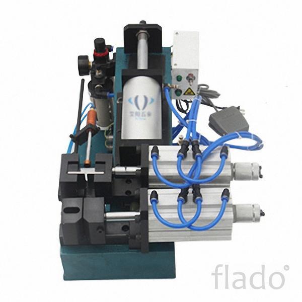 Электро-пневматические станки для зачистки проводов серии AY