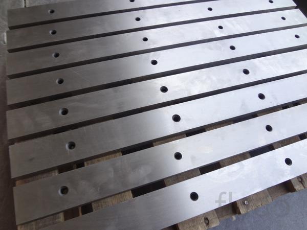 Ножи для гильотинных ножниц 510х60х20мм в Туле и в Москве в наличии на