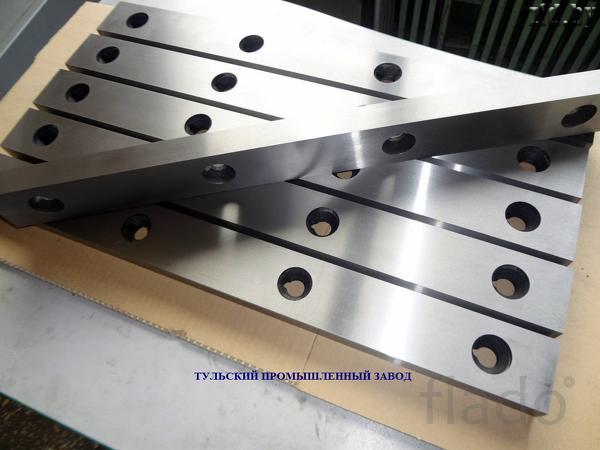 Ножи для гильотинных ножниц 590х60х16мм в Туле в наличии на заводе про