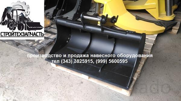 Hidromek 102 Volvo 61,71 ковш 1200 планировочный