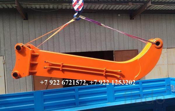 Удлинитель 4 метра на экскаватор 35 - 50 тонн