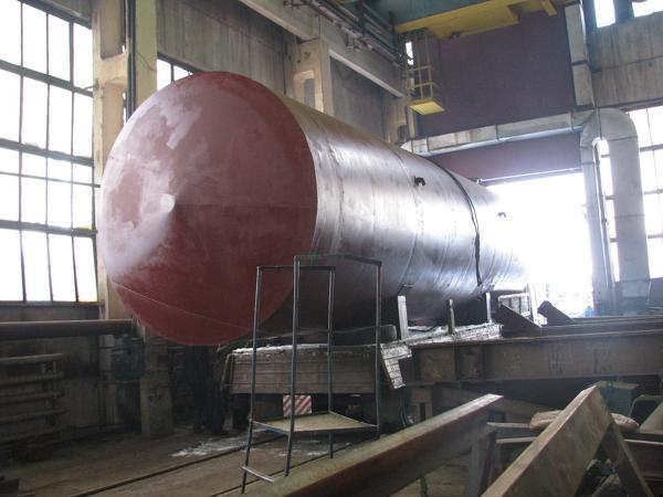 Резервуары стальные 50м3 с доставкой