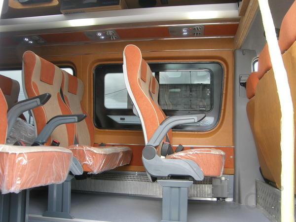 Переделка фургонов Компания БасЮнион осуществляет переделку фургоно