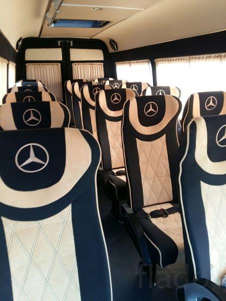 Переоборудование в туристический микроавтобус Если Вам н