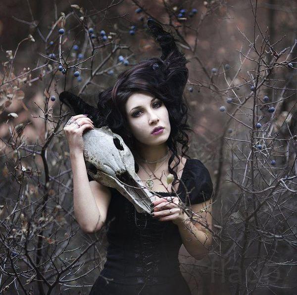 Ритуальная магия от Ведьмы.