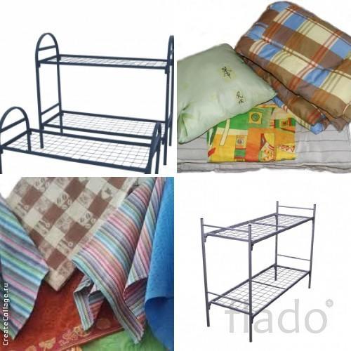 Кровати (железные) армейского типа Меленки